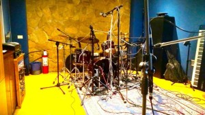 studio blue drum