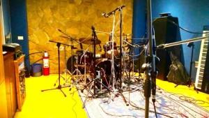 studio blue drum
